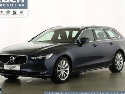 gebraucht Volvo V90 D5 AWD Keyless HUD IntelliS OnCall StdHzg Kame