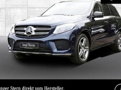 gebraucht Mercedes GLE350 d 4M AMG 360° Airmat COMAND Distr+ Memory