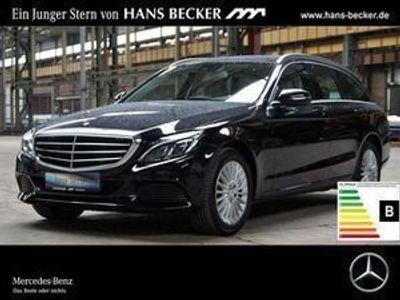 gebraucht Mercedes C180 D Exclusive Comand ILS-LED Park-Paket