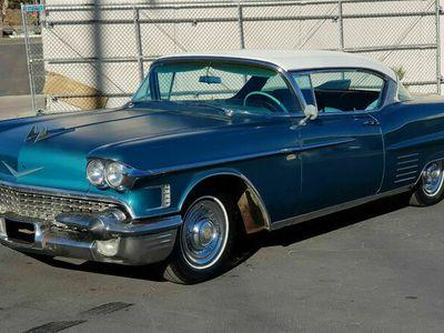 gebraucht Cadillac Coupé DeVille California