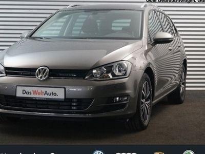käytetty VW Golf Variant VII 2.0 TDI Allstar BMT Navi SHZ PDC v. und hi.