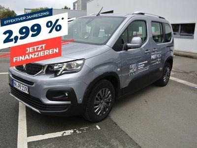 gebraucht Peugeot Rifter NEW BlueHDI 100 L1 Allure KLIMAA/SH/NAVI/C-BOX