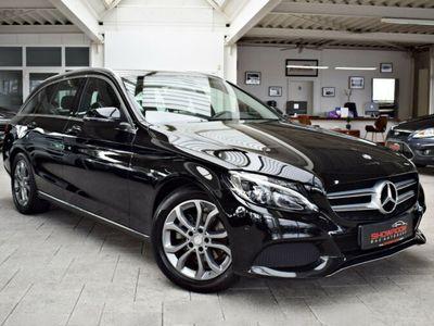gebraucht Mercedes C200 T BlueTEC # 1. Hd # Business Plus # MwSt.