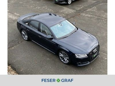 gebraucht Audi S8 plus 4.0 TFSI qu. LED-Headup-Standh.-Luft-ACC-