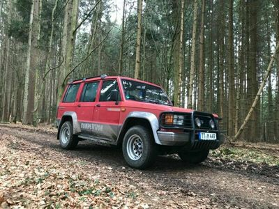 gebraucht Isuzu Trooper Competition als SUV/Geländewagen/Pickup in Langenargen