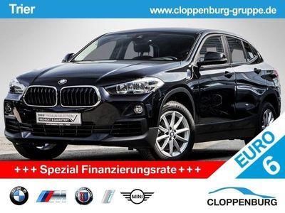 gebraucht BMW X2 sDrive18i Advantage Navi Tempomat Klimaaut.