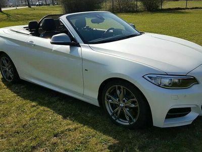 gebraucht BMW M235 Performance Cabrio Sport-Aut.