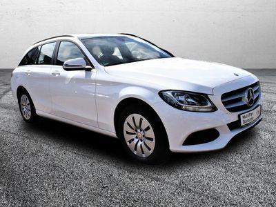 gebraucht Mercedes C200 d T 7G Business Panorama Navi Alarm SHZ Tempomat