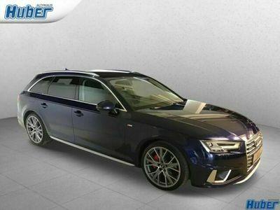 gebraucht Audi A4 Avant 40 TDI quattro S line Competition