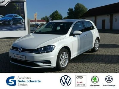 gebraucht VW Golf VII 1.6l TDI Comfortline Klima Sitzh