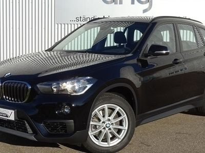 gebraucht BMW X1 sDrive20i Advantage Steptronic DCT Klimaaut.