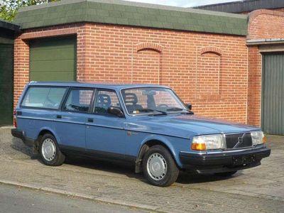 gebraucht Volvo 245 im Bestzustand, nur 143000 Km