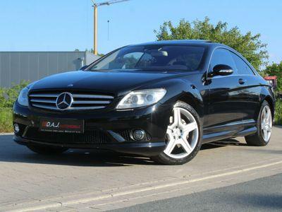 używany Mercedes CL500 7G-TRONIC AMG-Styling Paket / Nachtsicht