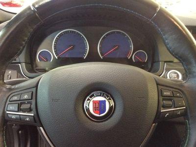gebraucht Alpina D5 Touring NaviProf Headup HarmanKardon Komfortsitze adapt. Tempomat adapt. LED