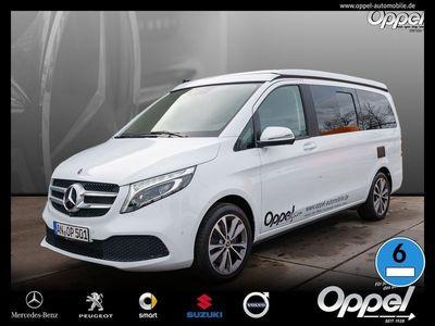 gebraucht Mercedes 300 Marco Polo4MATIC +AHK+360�KAMERA+NAVI+KLIMA+