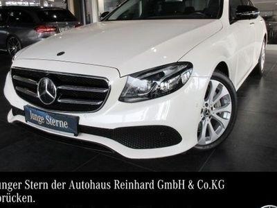 gebraucht Mercedes E350 4M Night+Distronic+Standhzg+Widescreen
