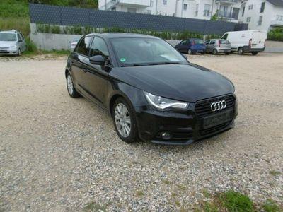 gebraucht Audi A1 Sportback 1.4 Automatik