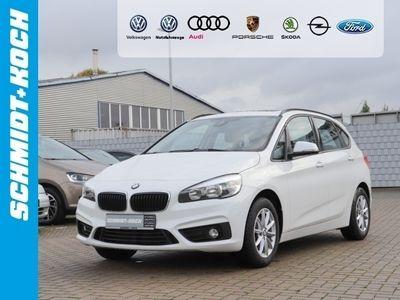 gebraucht BMW 218 Active Tourer d Automatik AHK PSd Sitzh. S-Dach