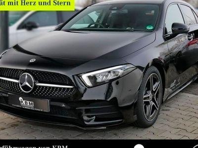 """używany Mercedes A180 AMG NIGHT NAV MBUX LED-HPS PTS+RFK SHZ 18"""""""