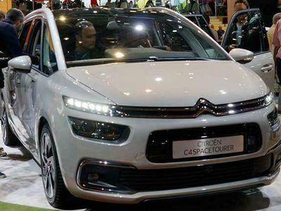 gebraucht Citroën C4 SpaceTourer SHINE PureTech 130 Stop&Start ...