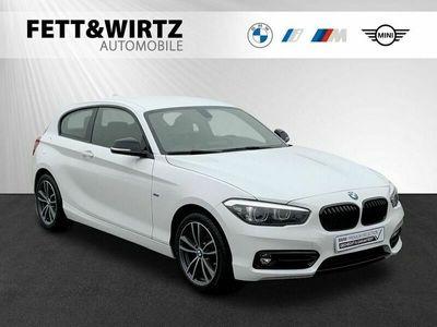 gebraucht BMW 120 i 3-Türer Edition Sport Line