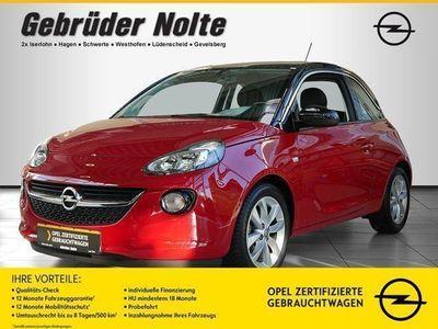 gebraucht Opel Adam 1.4 Jam FSE USB KLIMA SITZHEIZUNG