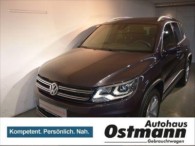 gebraucht VW Tiguan 2.0 TDI Sport & Style 4Motion Nav*Kam*EU6