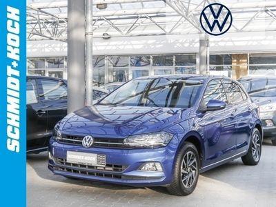 gebraucht VW Polo 1.0 TSI OPF Join Tempomat mit ACC Sitzhzg.