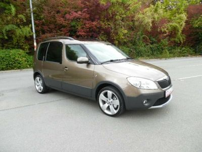 gebraucht Skoda Roomster Scout Plus Edition*45000*KM*P-Dach