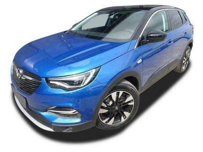 gebraucht Opel Grandland X 1.6 Ultimate Automatik, PDC, SHZ,LED