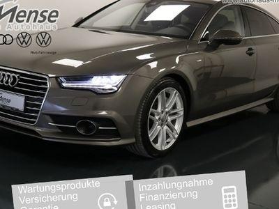 gebraucht Audi A7 Sportback 3.0 TDI quattro tiptronic S-line Navi Pa