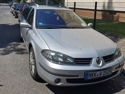 gebraucht Renault Laguna GrandTour 1.9 dCi FAP Authentique