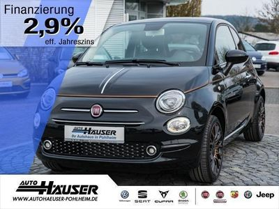 gebraucht Fiat 500 1.2 8V COLLEZIONE NAVI KLIMAAUTOMATIK TEMPOMAT