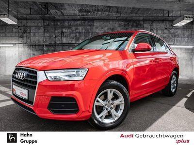 gebraucht Audi Q3 2.0TDI qua Sport S-trc Navi GRA Einparkh