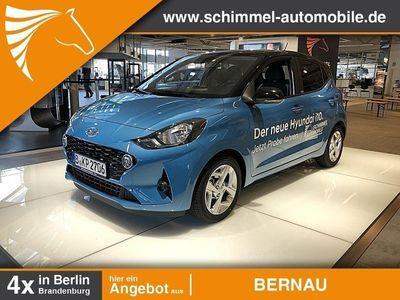 gebraucht Hyundai i10 New 1.2 Benzin Intro Edition Klima Navi