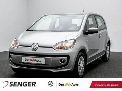 gebraucht VW up! up! move1.0 Navi maps + more Cool & Sound Fahrzeuge kaufen und verkaufen
