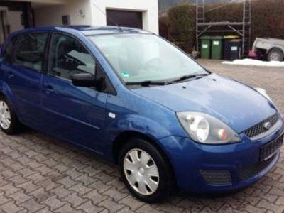 gebraucht Ford Fiesta Style/Euro4/Klima