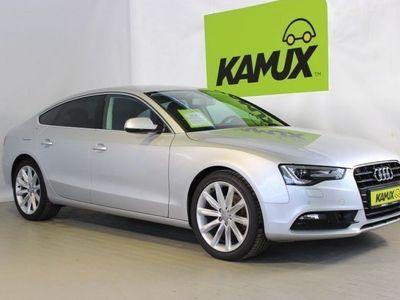 gebraucht Audi A5 Sportback 2.0 TDI Navi+Xenon+Standzeitung+PDC