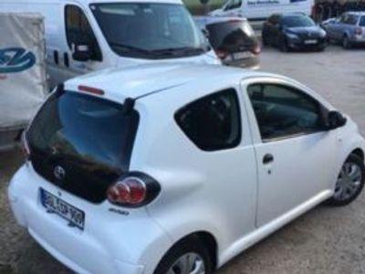 gebraucht Toyota Aygo Connect