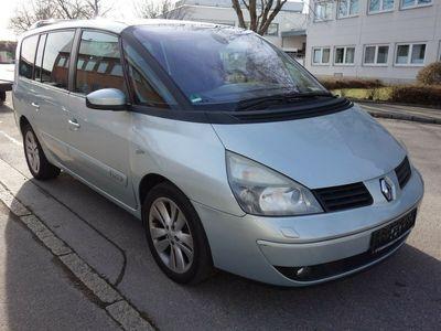 "gebraucht Renault Grand Espace 3.0dCi Initiale Xen.Leder Navi.18"""