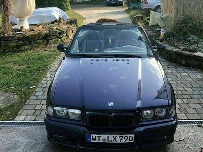 gebraucht BMW 328 Cabriolet e36 i als Cabrio/Roadster in Klettgau