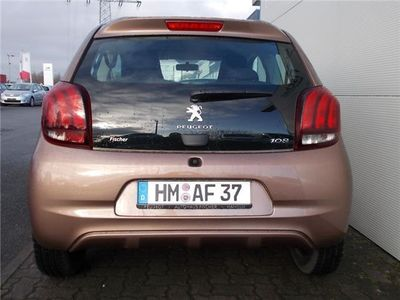 gebraucht Peugeot 108 VTI 68 STOP&START Top! Active