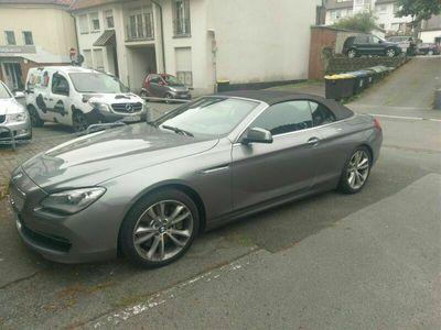 gebraucht BMW 650 Cabriolet i Adaptiv dr. HUD Komfortsitz Nav Prof