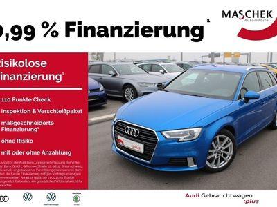 gebraucht Audi A3 Sportback Sport 30 TFSI Stronic Naviplus DAB MMIPlus PreSense Automatik Sportsitze Bremsass