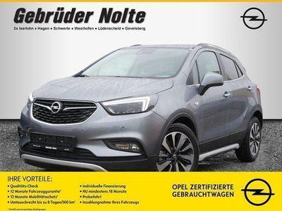 gebraucht Opel Mokka X 1.4 Turbo Ultimate ECOTEC® NAVI LED