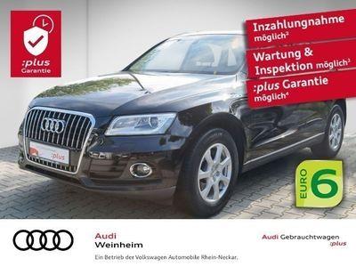 gebraucht Audi Q5 2.0 TDI Automatik Navi Xenon uvm