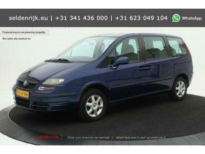 gebraucht Fiat Ulysse 2.0 16v Dynamic | 7 Sitze | Klima control