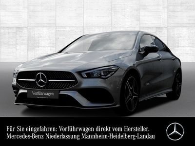 gebraucht Mercedes CLA220 Cp. AMG LED Night Kamera Spurhalt-Ass PTS