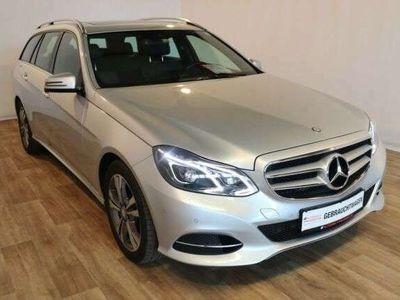 gebraucht Mercedes E200 BlueT. 7G Avant. LED-COMAND-LEDER-eDACH-2xPAKET