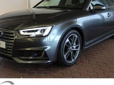 gebraucht Audi A4 Avant Sport 2.0 TDI S line DSG, NAVI, LANE, ACC, LM